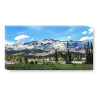Mountain View Panoramic  10x40""