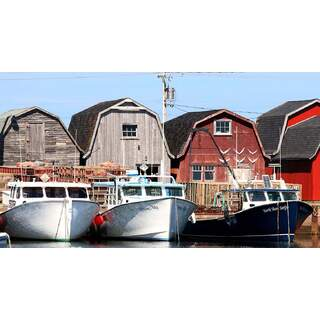 3 Boat Houses